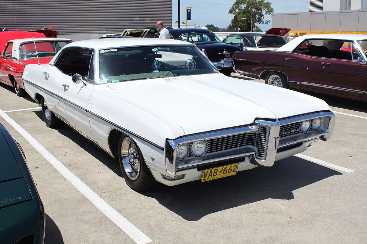 Pontiac Grand Prix I 1962 - 1968 Coupe-Hardtop #2
