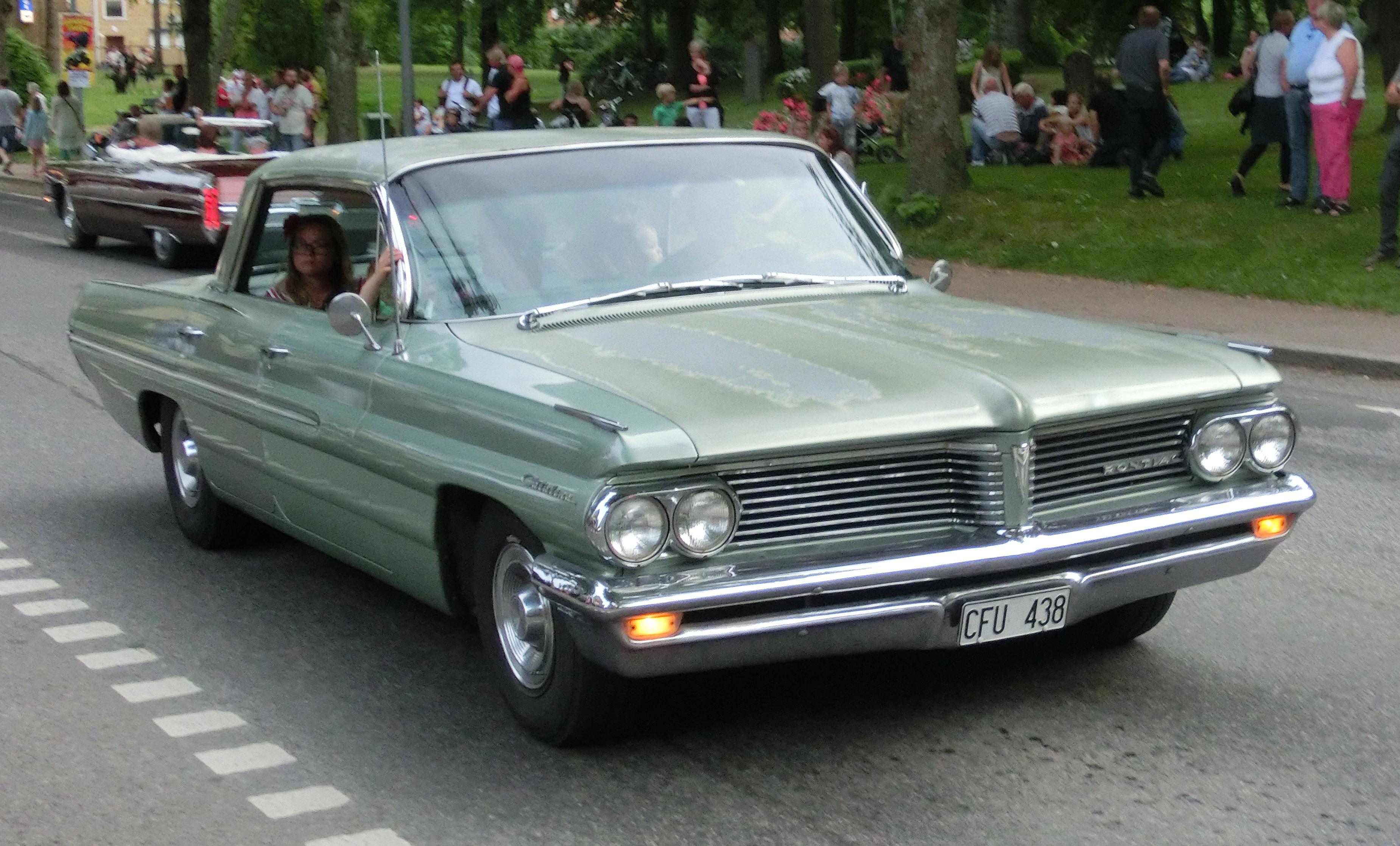 Pontiac Catalina II 1961 - 1964 Station wagon 5 door #6