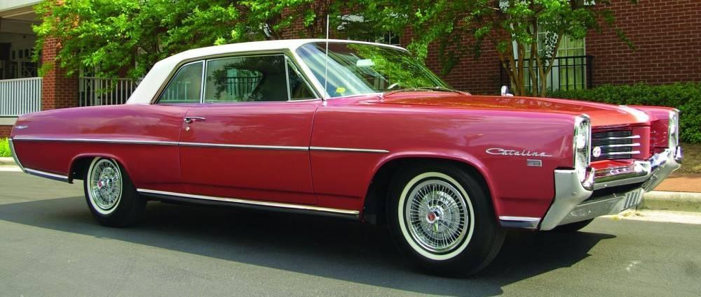 Pontiac Catalina II 1961 - 1964 Sedan #4