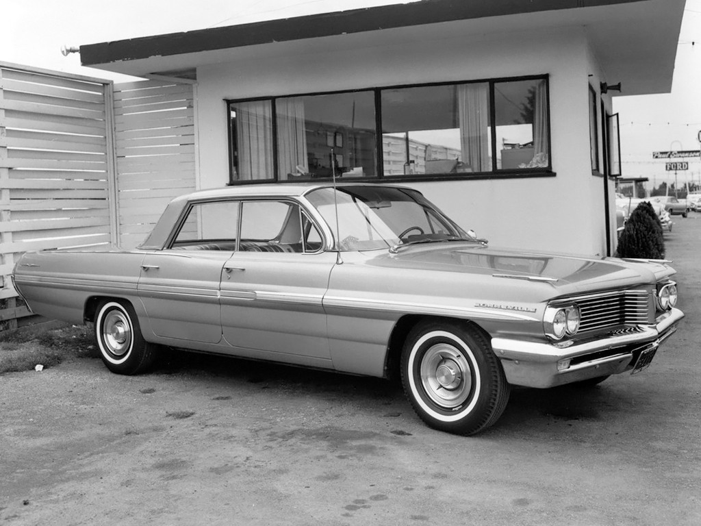 Pontiac Catalina II 1961 - 1964 Sedan #1