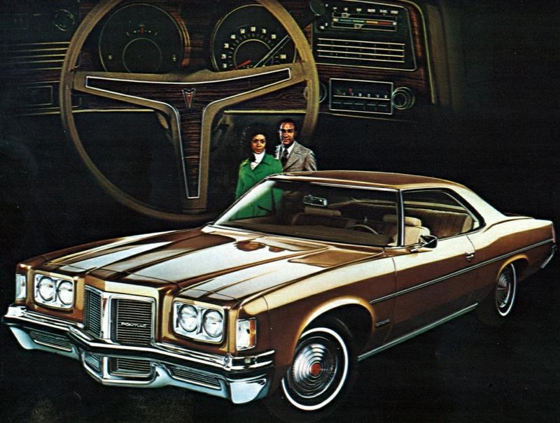 Pontiac Catalina IV 1971 - 1976 Coupe-Hardtop #3