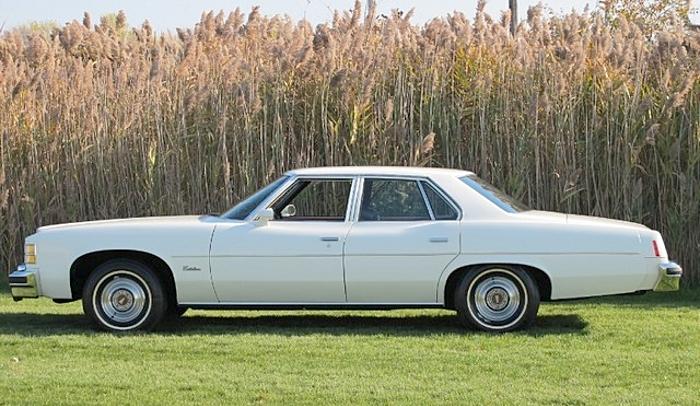 Pontiac Catalina IV 1971 - 1976 Sedan #3
