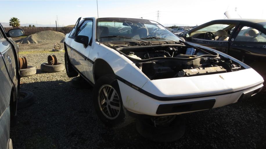 Pontiac Fiero 1984 - 1988 Hatchback 3 door #5