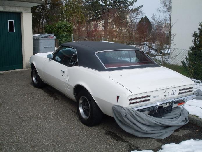 Pontiac Firebird I 1967 - 1969 Cabriolet #1