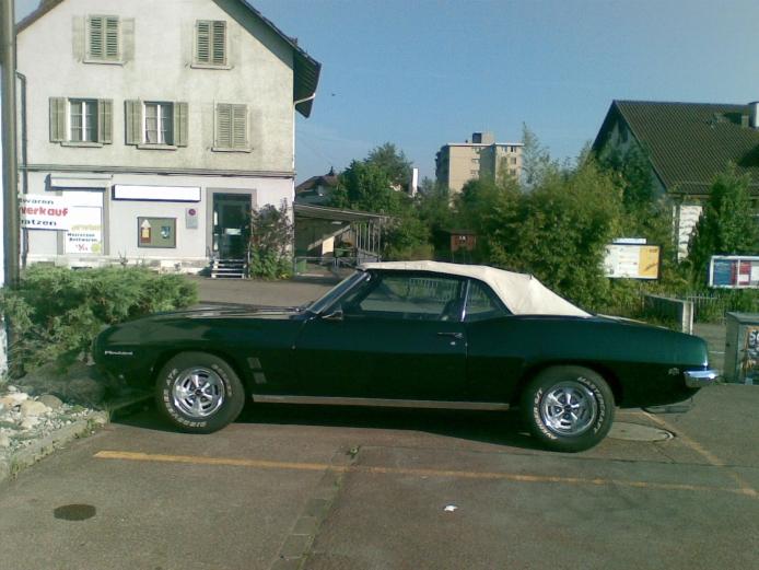 Pontiac Firebird I 1967 - 1969 Cabriolet #2