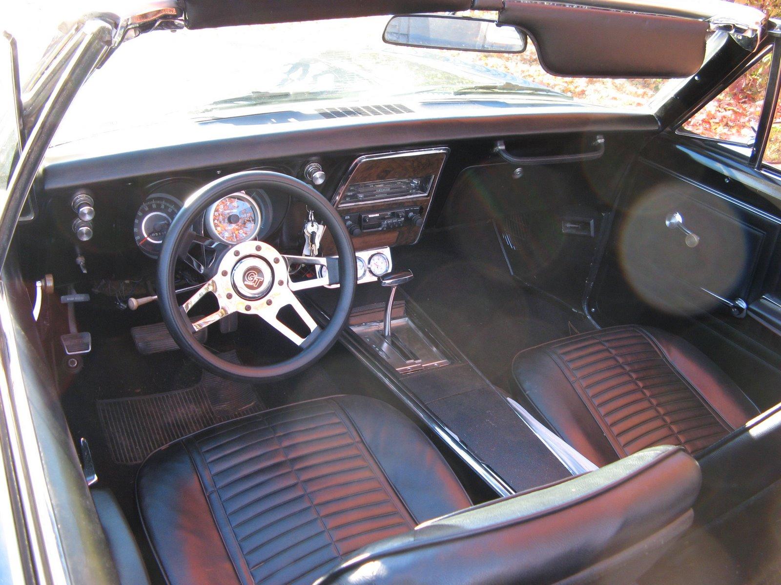 Pontiac Firebird I 1967 - 1969 Cabriolet #8