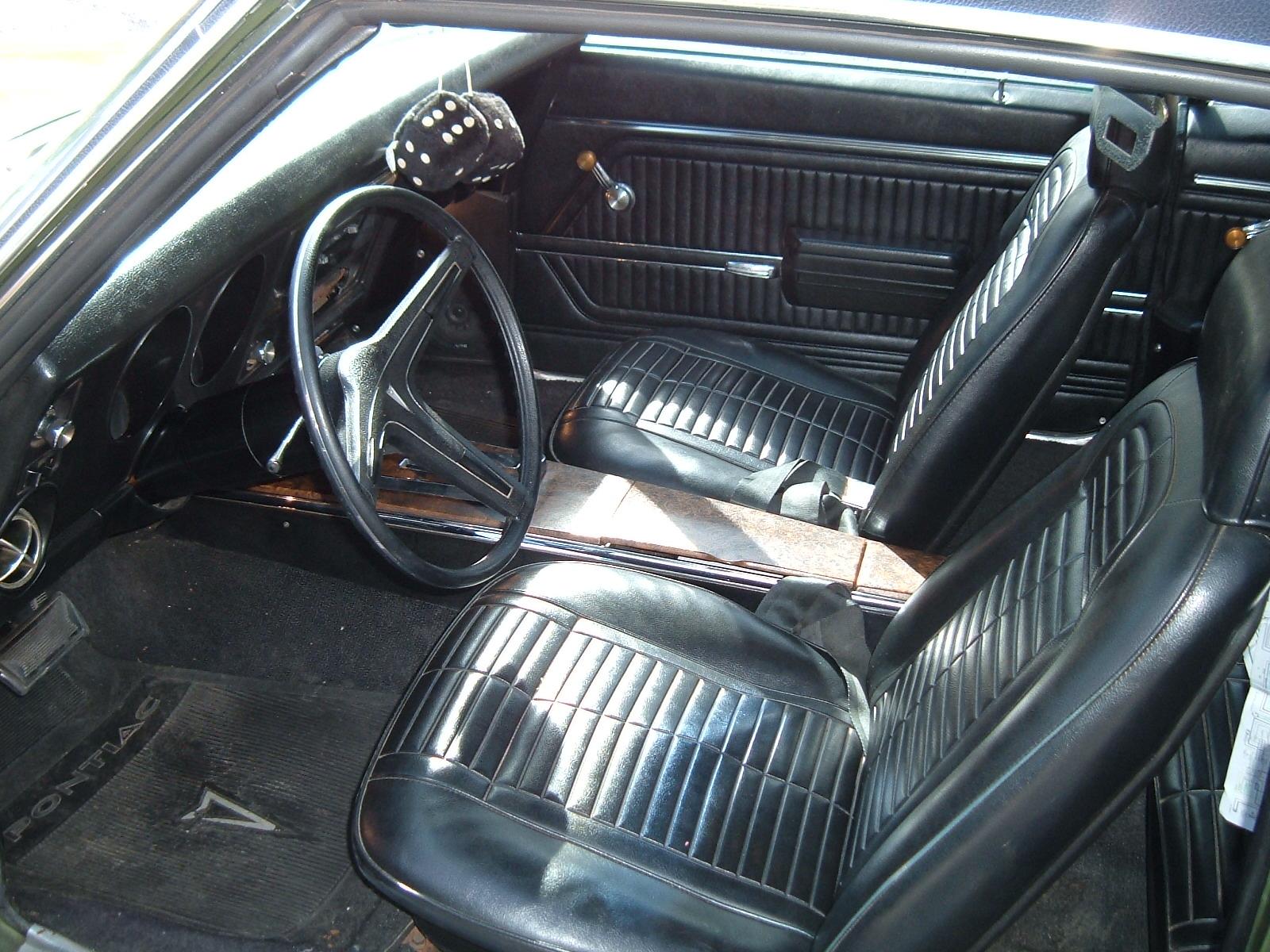 Pontiac Firebird I 1967 - 1969 Cabriolet #7