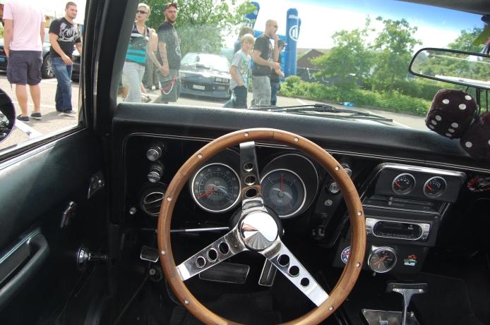 Pontiac Firebird I 1967 - 1969 Cabriolet #6