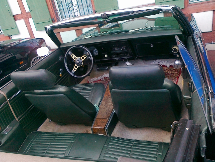 Pontiac Firebird I 1967 - 1969 Cabriolet #5