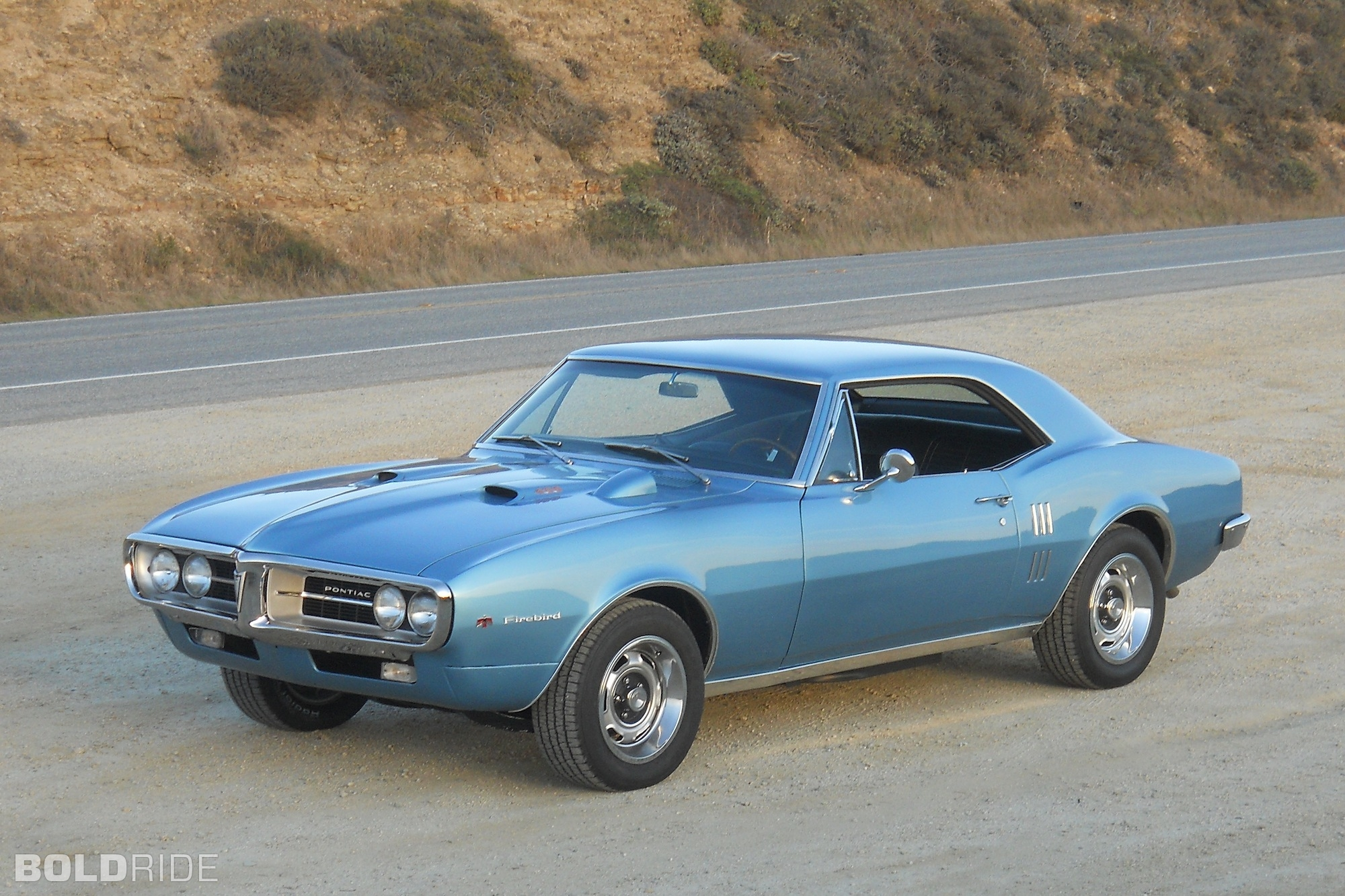 Pontiac Firebird I 1967 - 1969 Coupe-Hardtop #2