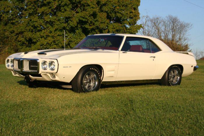 Pontiac Firebird I 1967 - 1969 Coupe-Hardtop #8