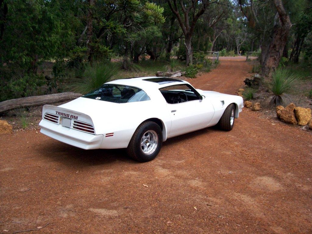 Pontiac Firebird II 1970 - 1981 Coupe #3