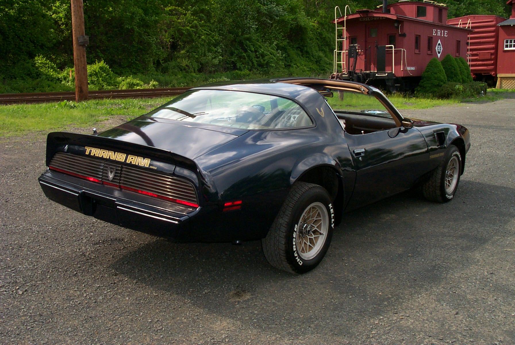 Pontiac Firebird II 1970 - 1981 Coupe #2