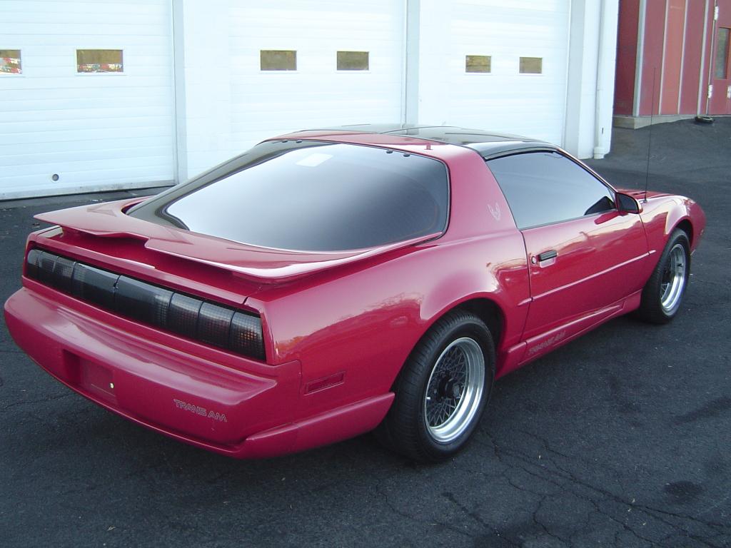 Pontiac Firebird III 1982 - 1992 Coupe #2