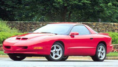 Pontiac Firebird IV 1993 - 2002 Coupe #3