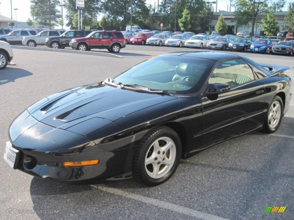 Pontiac Firebird IV 1993 - 2002 Coupe #1