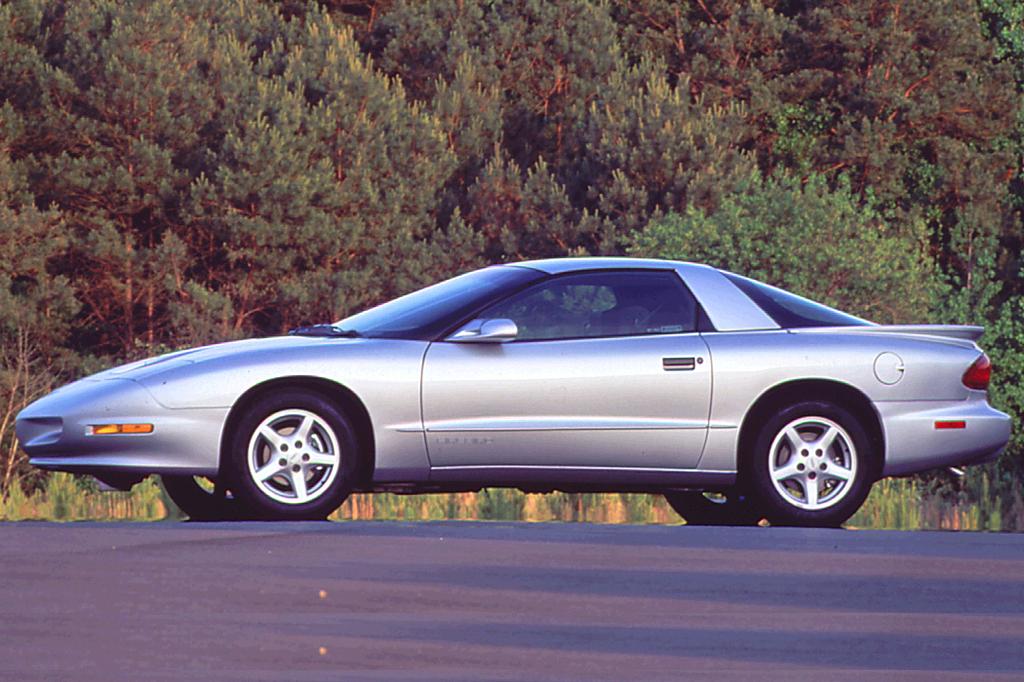 Pontiac Firebird IV 1993 - 2002 Coupe #6