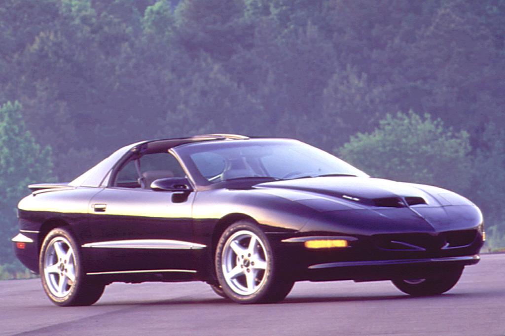 Pontiac Firebird IV 1993 - 2002 Coupe #5