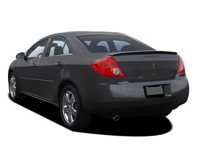 Pontiac G4 2005 - 2010 Sedan #5