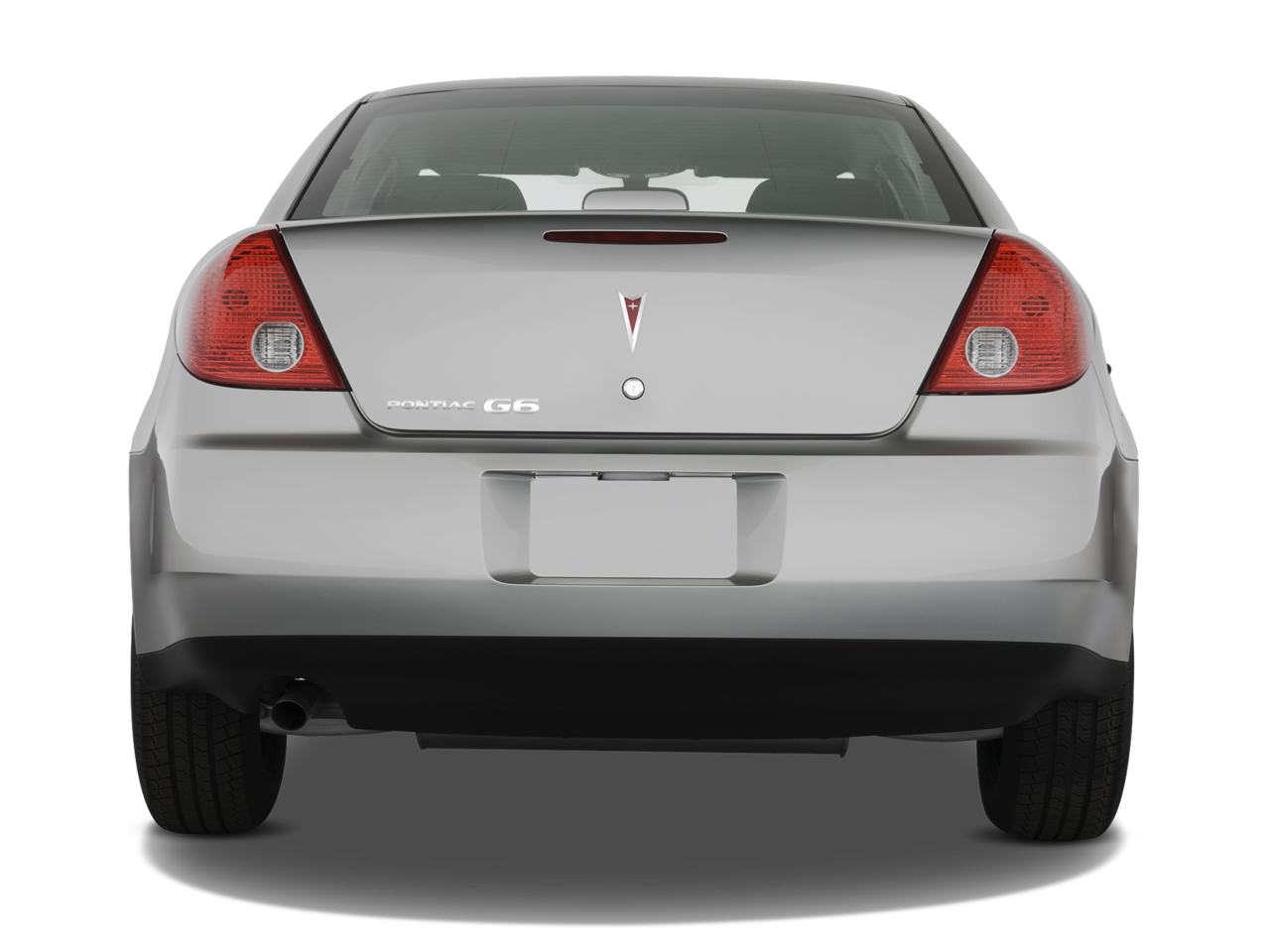 Pontiac G4 2005 - 2010 Sedan #1