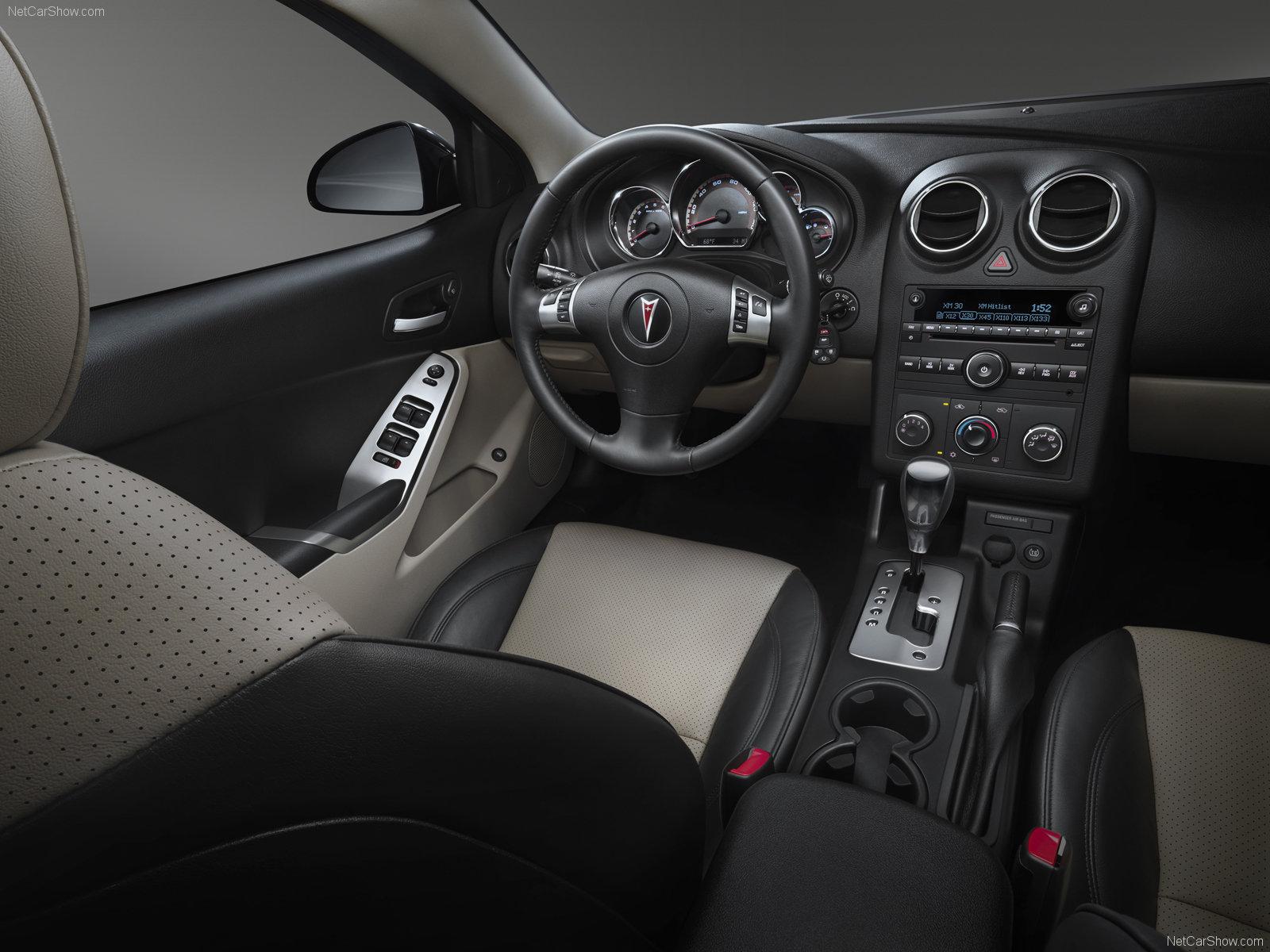 Pontiac G4 2005 - 2010 Sedan #6