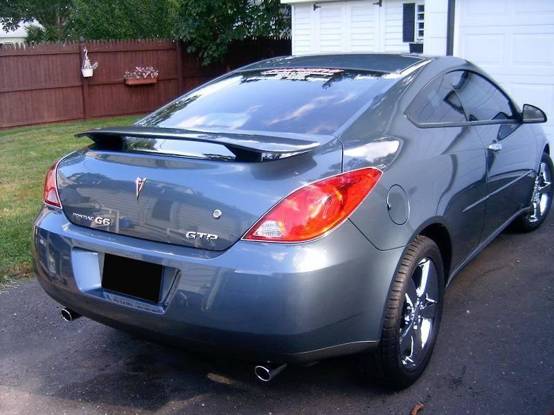 Pontiac G5 2004 - 2010 Coupe #2