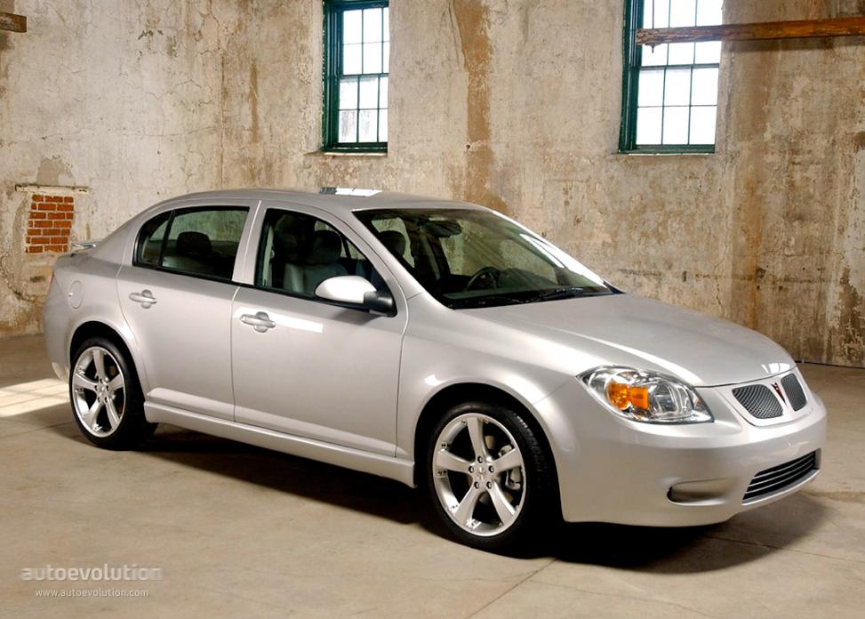 Pontiac G5 2004 - 2010 Sedan #7