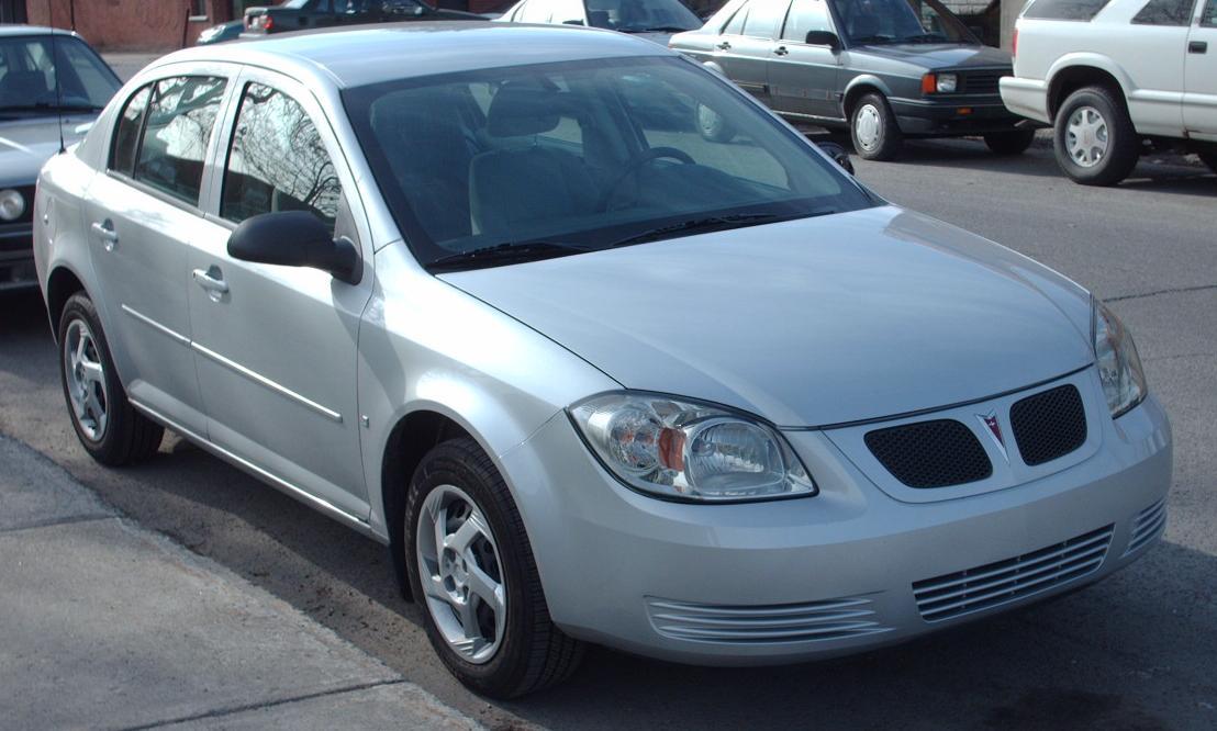 Pontiac G5 2004 - 2010 Sedan #6