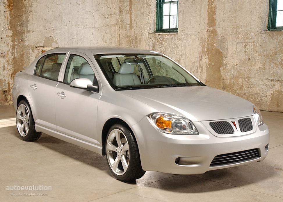 Pontiac G5 2004 - 2010 Sedan #5