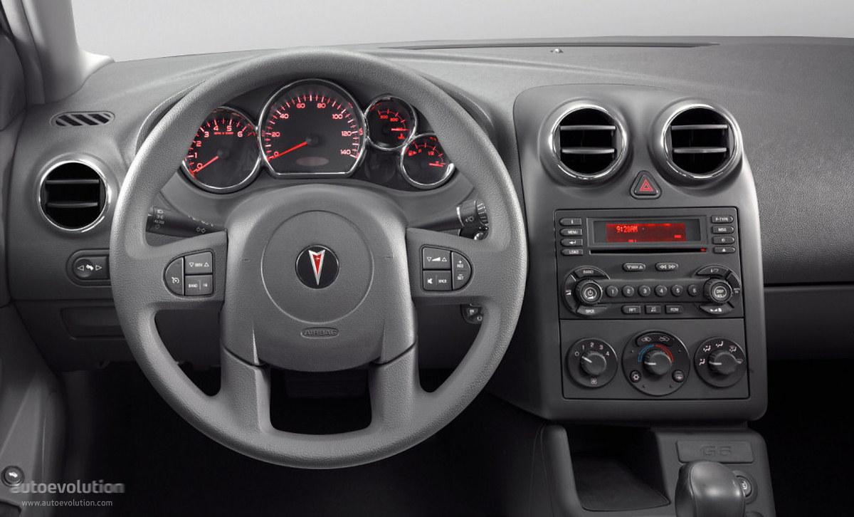 Pontiac G6 2004 - 2009 Cabriolet #6
