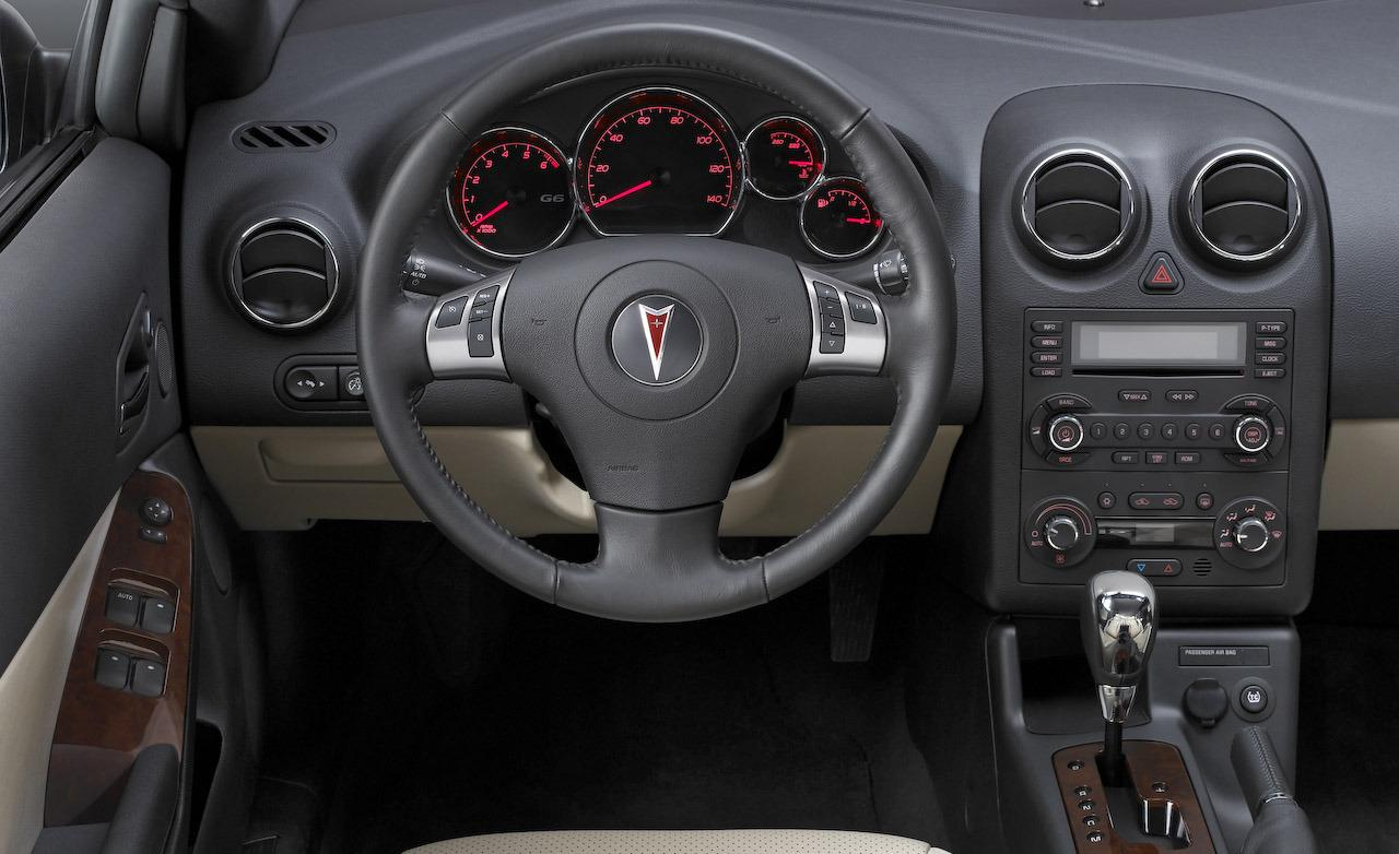 Pontiac G6 2004 - 2009 Coupe #8