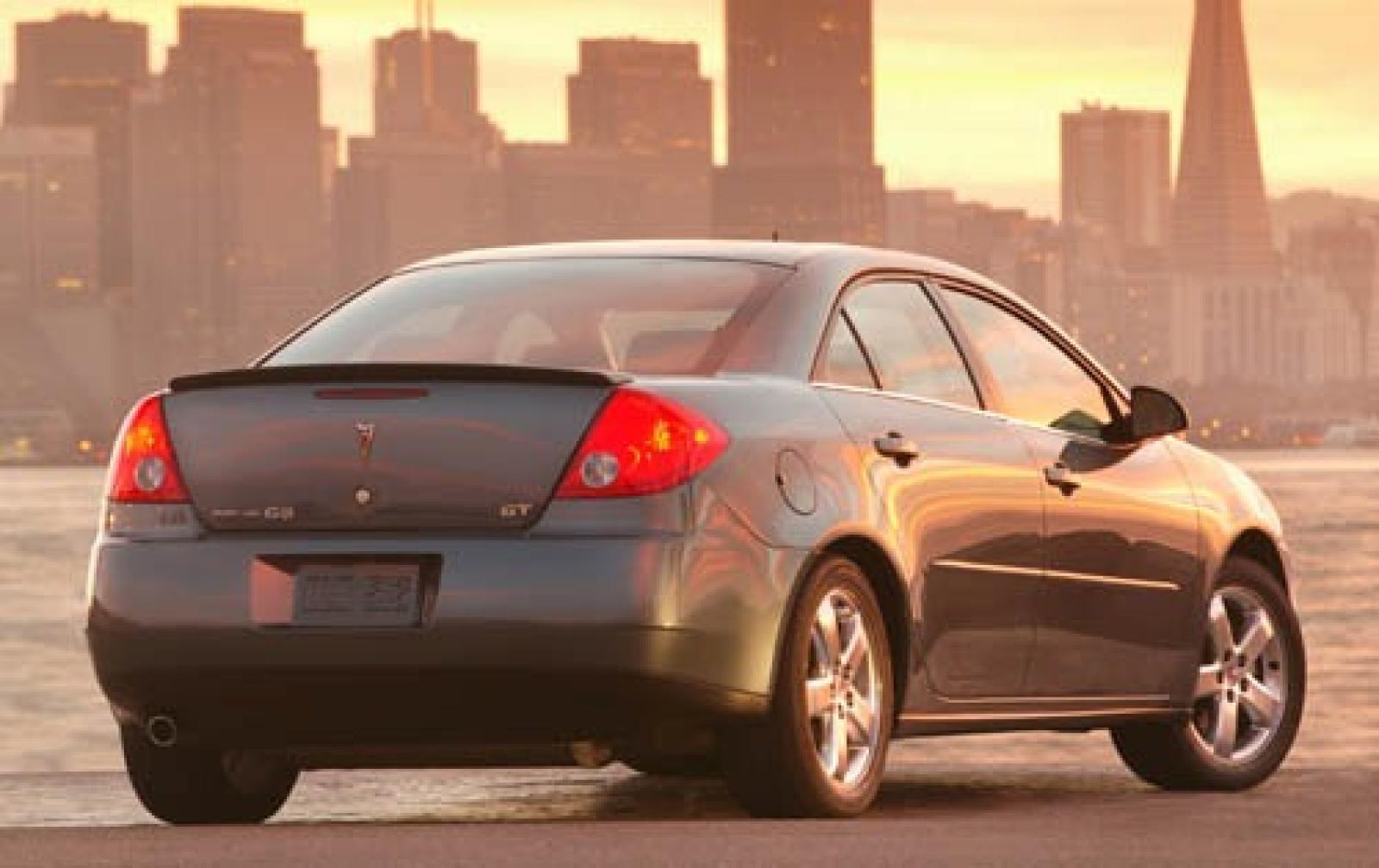 Pontiac G6 2004 - 2009 Sedan #1