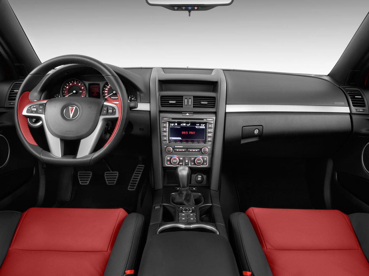 Pontiac G8 2007 - 2009 Sedan #6