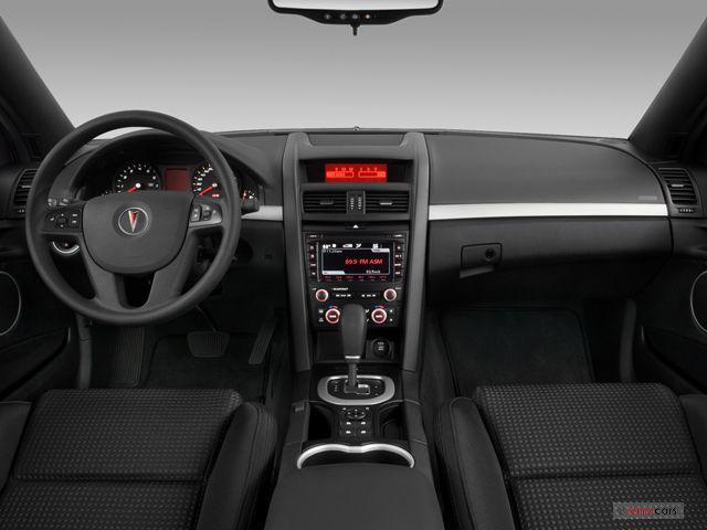 Pontiac G8 2007 - 2009 Sedan #8