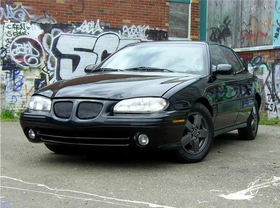Pontiac Grand AM IV 1992 - 1998 Coupe #2