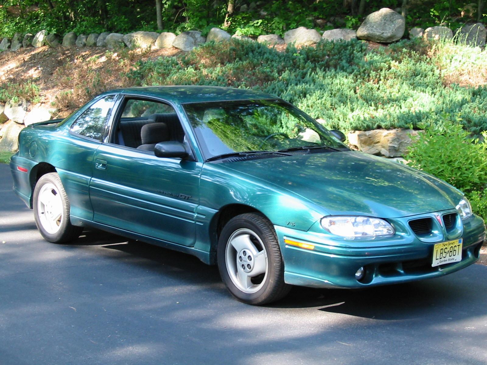 Pontiac Grand AM V 1998 - 2005 Coupe #4