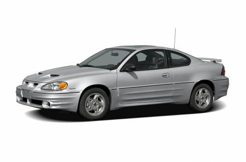 Pontiac Grand AM V 1998 - 2005 Coupe #2