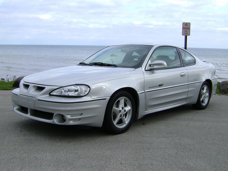 Pontiac Grand AM V 1998 - 2005 Coupe #1