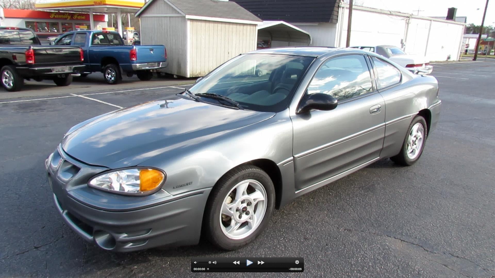 Pontiac Grand AM V 1998 - 2005 Coupe #7