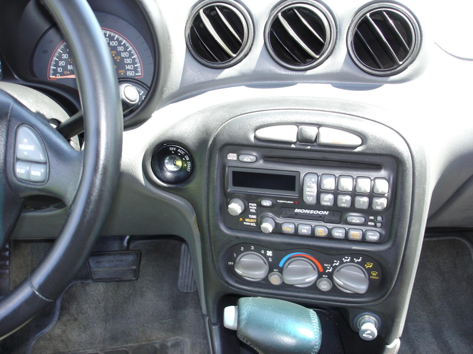 Pontiac Grand AM V 1998 - 2005 Coupe #5