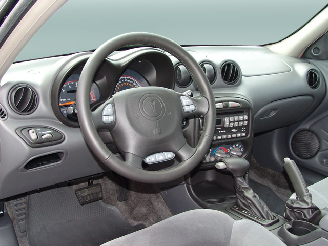 Pontiac Grand AM V 1998 - 2005 Coupe #6