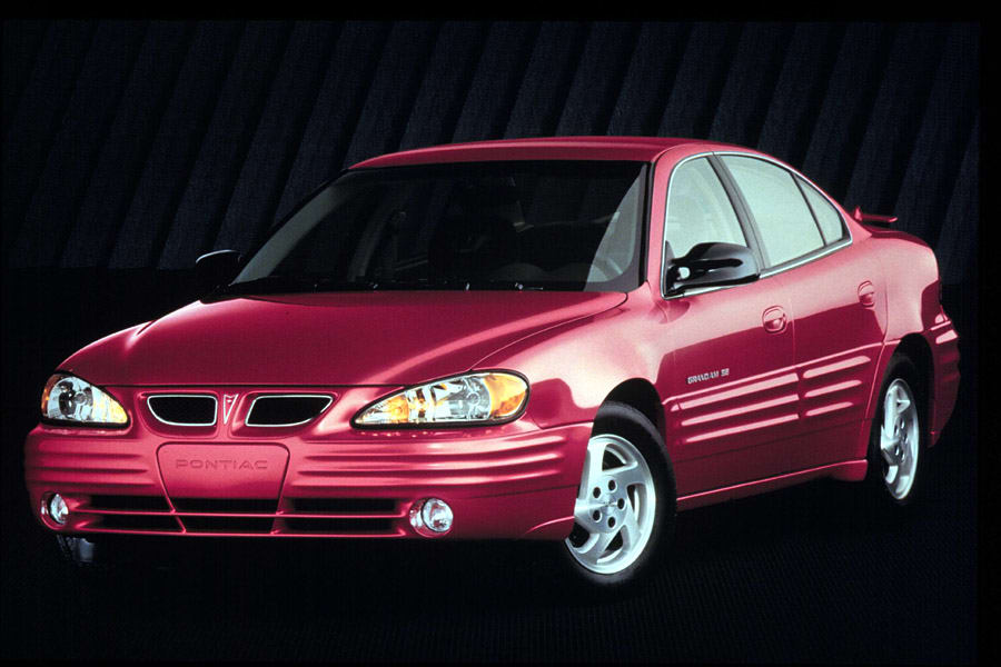 Pontiac Grand AM V 1998 - 2005 Sedan #3