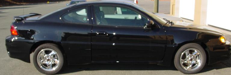 Pontiac Grand AM V 1998 - 2005 Sedan #1