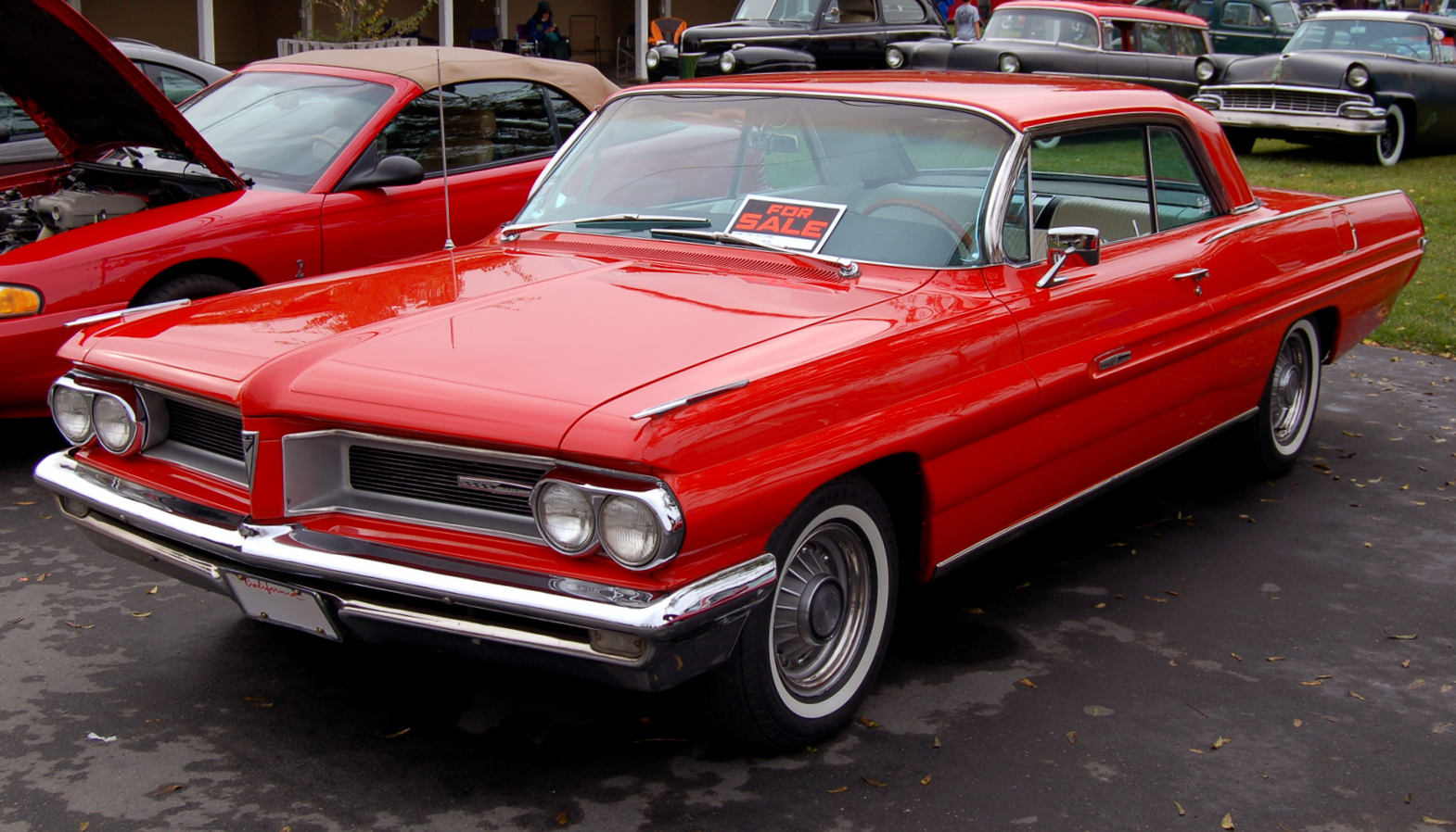 Pontiac Grand Prix I 1962 - 1968 Coupe-Hardtop #6