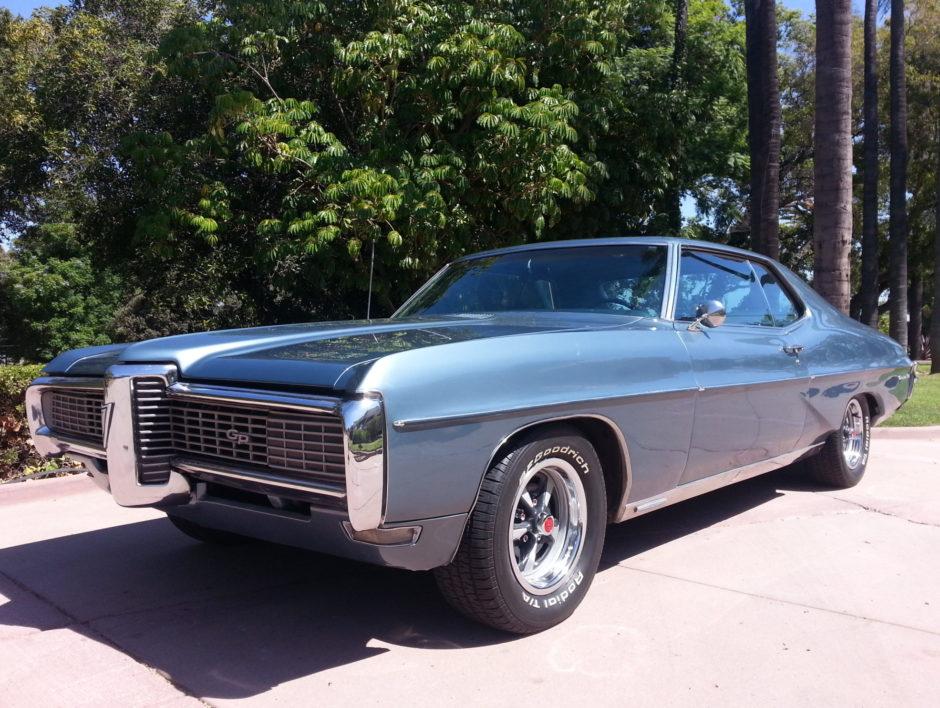 Pontiac Grand Prix II 1968 - 1972 Coupe-Hardtop #2