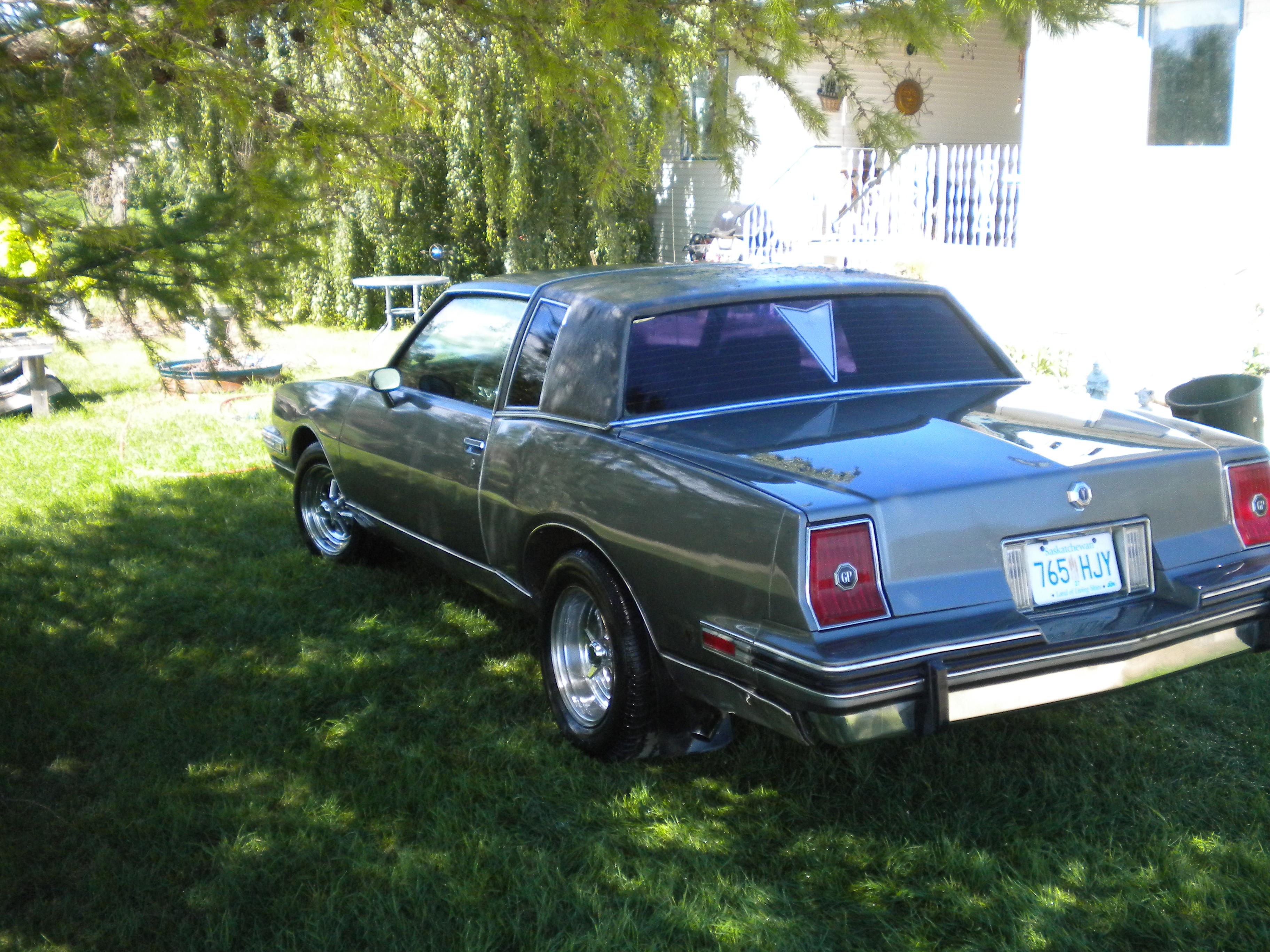 Pontiac Grand Prix IV 1978 - 1987 Coupe-Hardtop #1