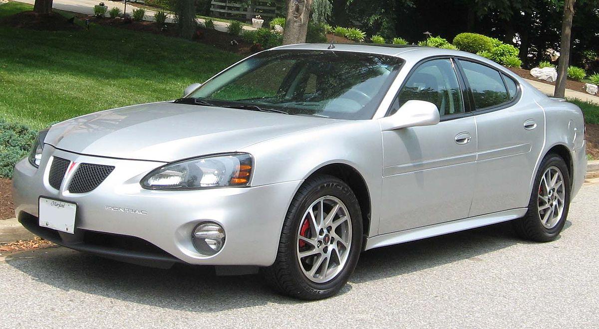 Pontiac Grand Prix VII 2004 - 2008 Sedan #7