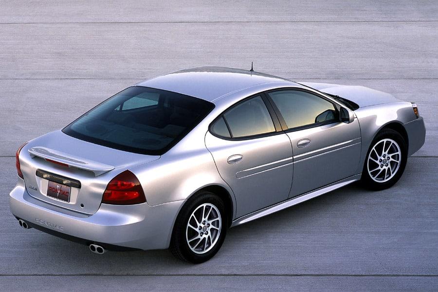 Pontiac Grand Prix VII 2004 - 2008 Sedan #4