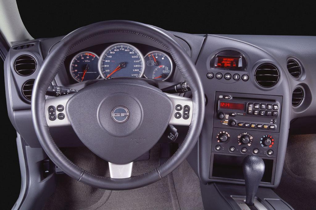 Pontiac Grand Prix VII 2004 - 2008 Sedan #5