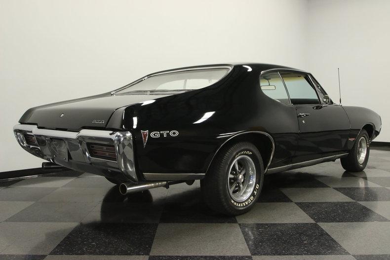 Pontiac GTO II 1968 - 1973 Coupe-Hardtop #4